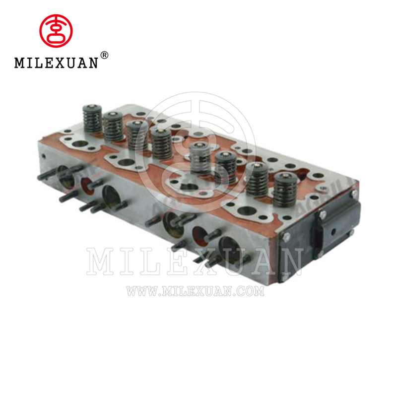 Milexuan Advance Names Of The Car Spare Parts D4 203 Cylinder Head